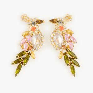 NWT Birds of Paradise Earrings